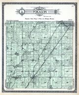 Pokagon Township, Cass County 1914